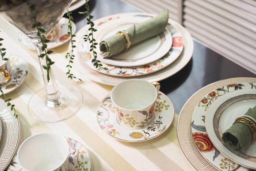 經典婚禮小物選擇 碗盤組