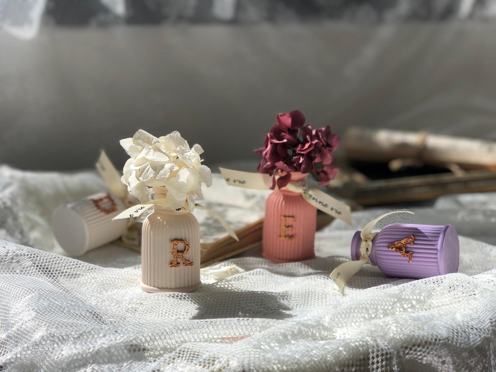 生活品味的婚禮小物 手工擴香石