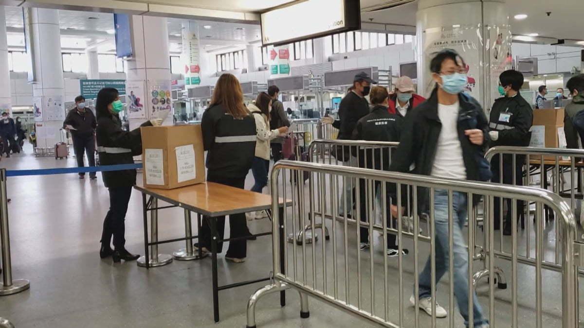 填寫過關表格|北上深圳過關貼士|2021到會外賣速遞推介|Kama Delivery Catering