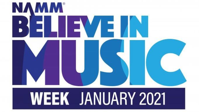 NAMM Believe in music week