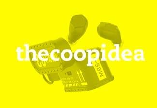 代理品牌-thecoopidea