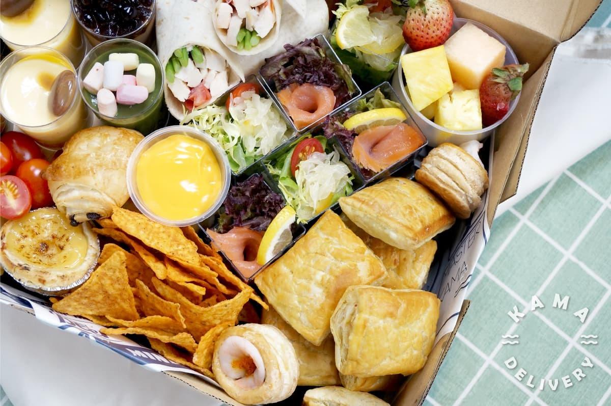 求婚幸運甜品野餐盒|7種創意求婚方式idea分享|2021更新|Kama Delivery專營到會外賣速遞服務