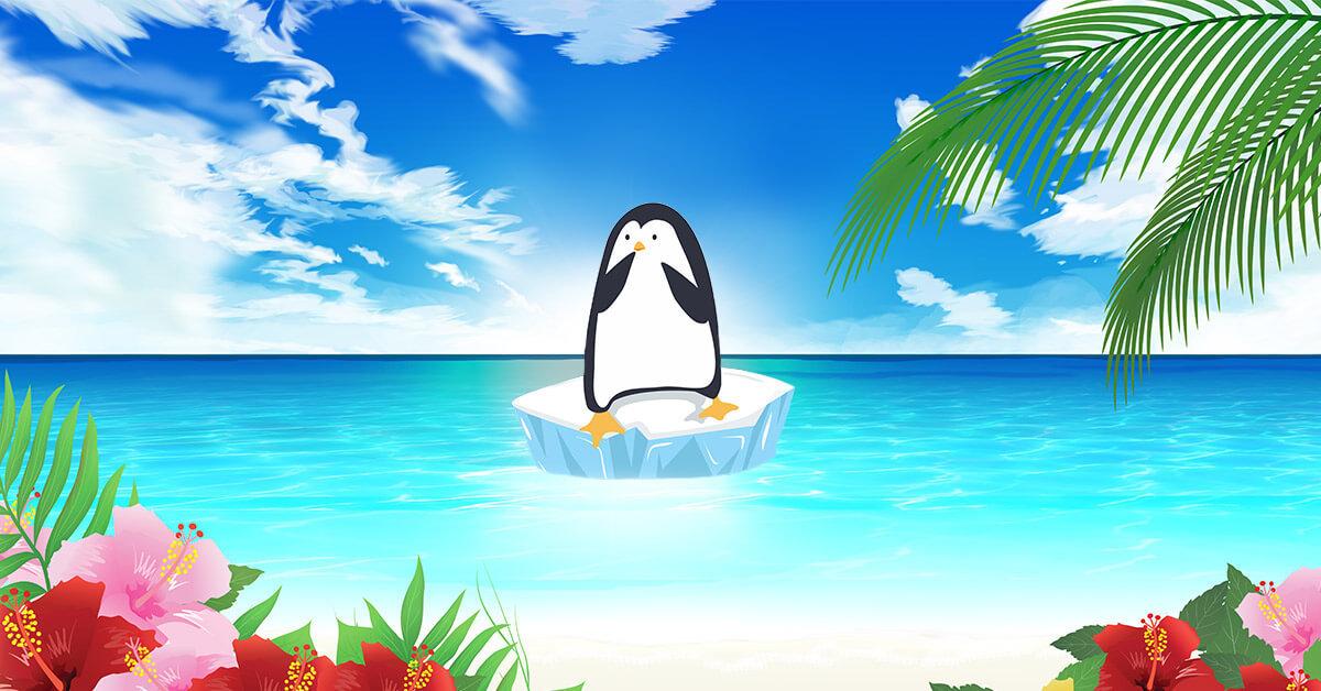 儘管南極企鵝很可愛,但若把他們都送到赤道內陸的熱帶國家,企鵝也會因為環境適應不良而無法存活,勢必得在赤道的區域也提供類似南極的環境,才能留住他們。