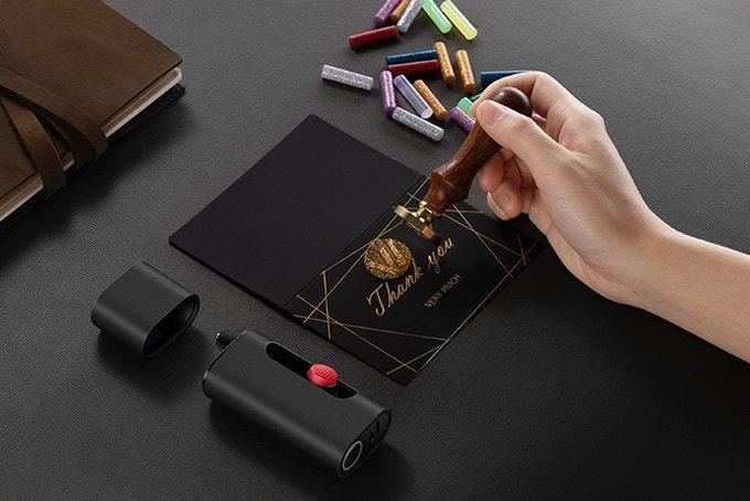 美國 Wowstick 無線熱熔膠筆