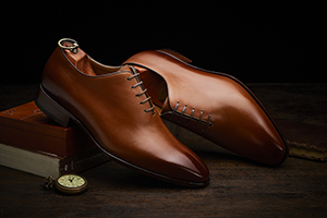 wholecut牛津鞋