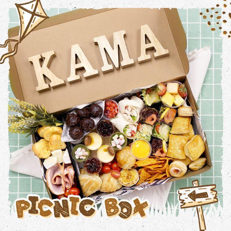 早會、會議、開會、茶會食物|6-8人到會套餐外賣推薦|Kama Delivery Catering Service