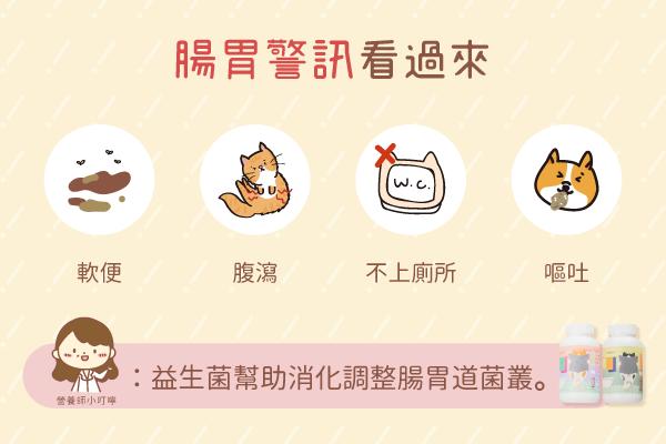 寵物益生菌腸胃保健