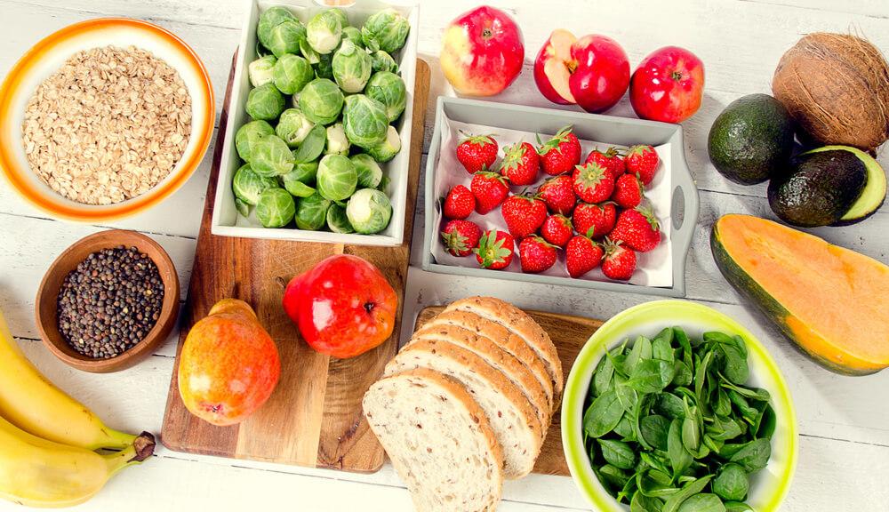 含有膳食纖維的食物也有腸道益生菌