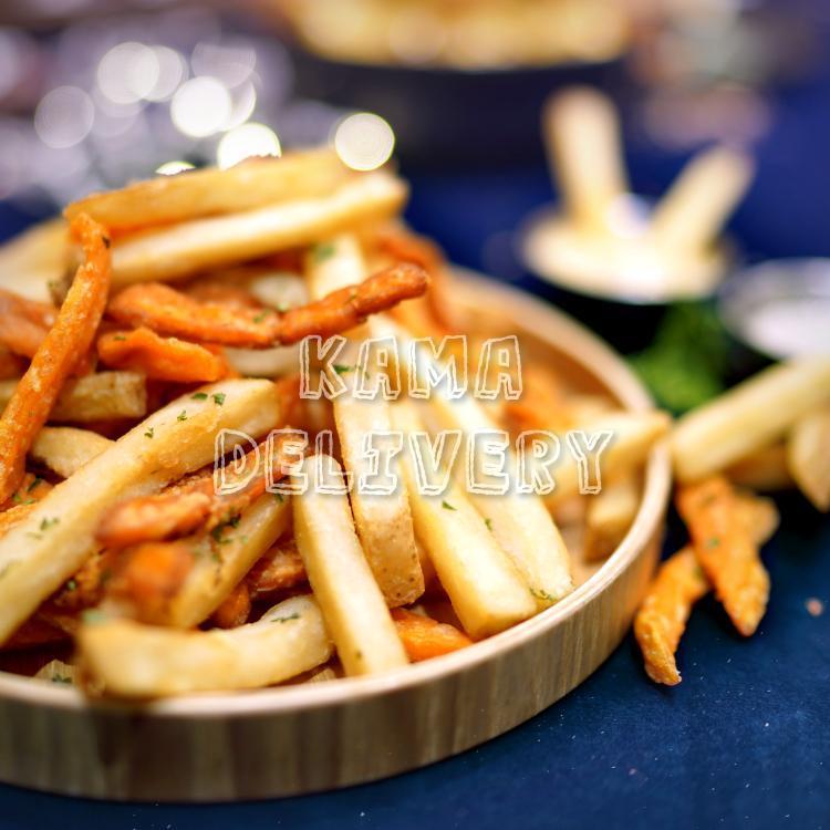 炸薯條|開Party、搞大食會必食的小食|Kama Delivery Catering