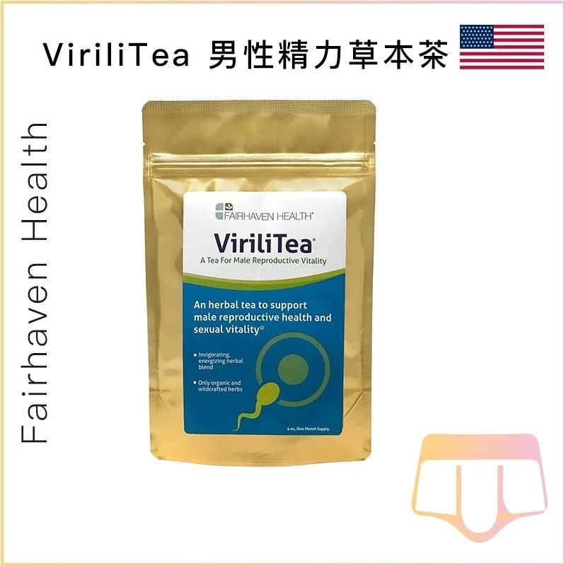 ViriliTea 男性精力草本茶