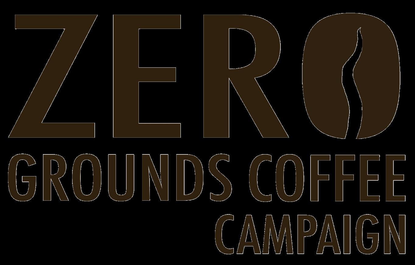 Zero Grounds Coffee Campaign