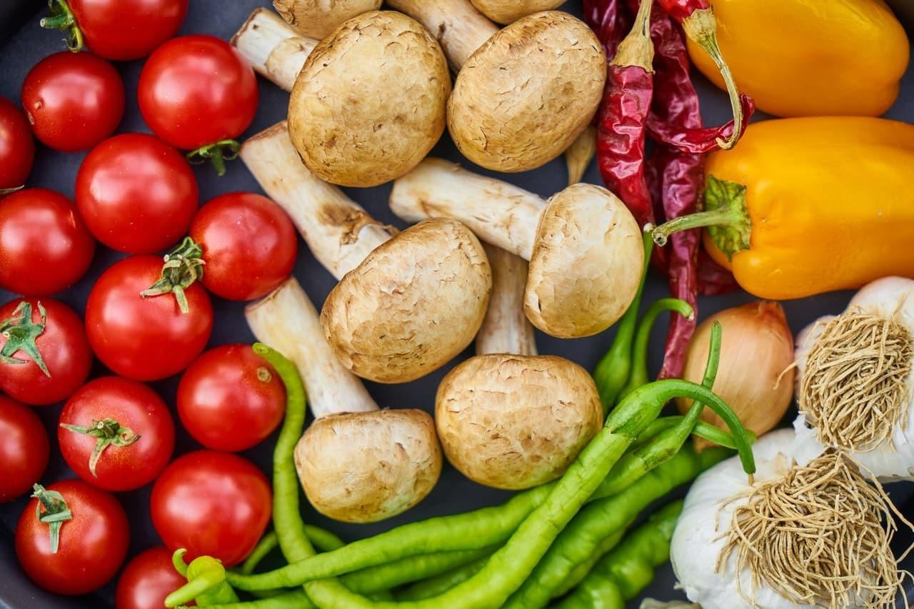 蔬菜水果|食物營養金字塔指南【健康養生必睇】|Kama Delivery到會外賣速遞服務