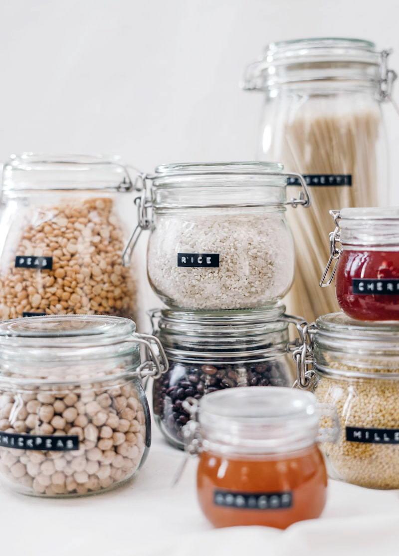 穀物類|食物營養金字塔指南【健康養生必睇】|Kama Delivery到會外賣速遞服務