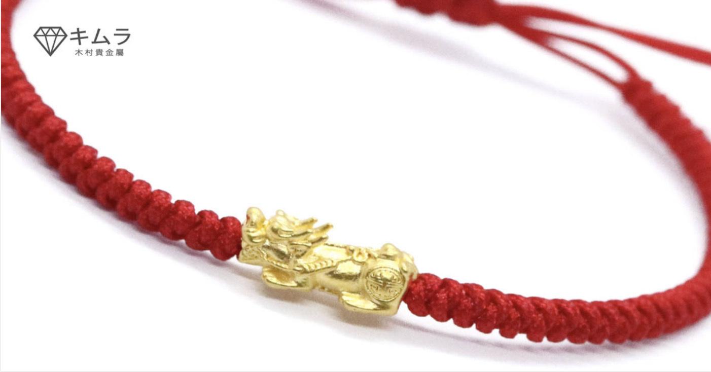 貔貅金飾由於具有開運招財保平安象徵意義,因此是黃金首飾市場相當受歡迎的品項,但若打造過薄,會有易變形風險。僅為示意圖,非案例物品。