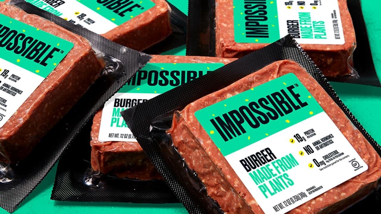 Impossible Foods|未來肉與植物肉 【素食外賣必選】|Kama Delivery到會外賣速遞服務