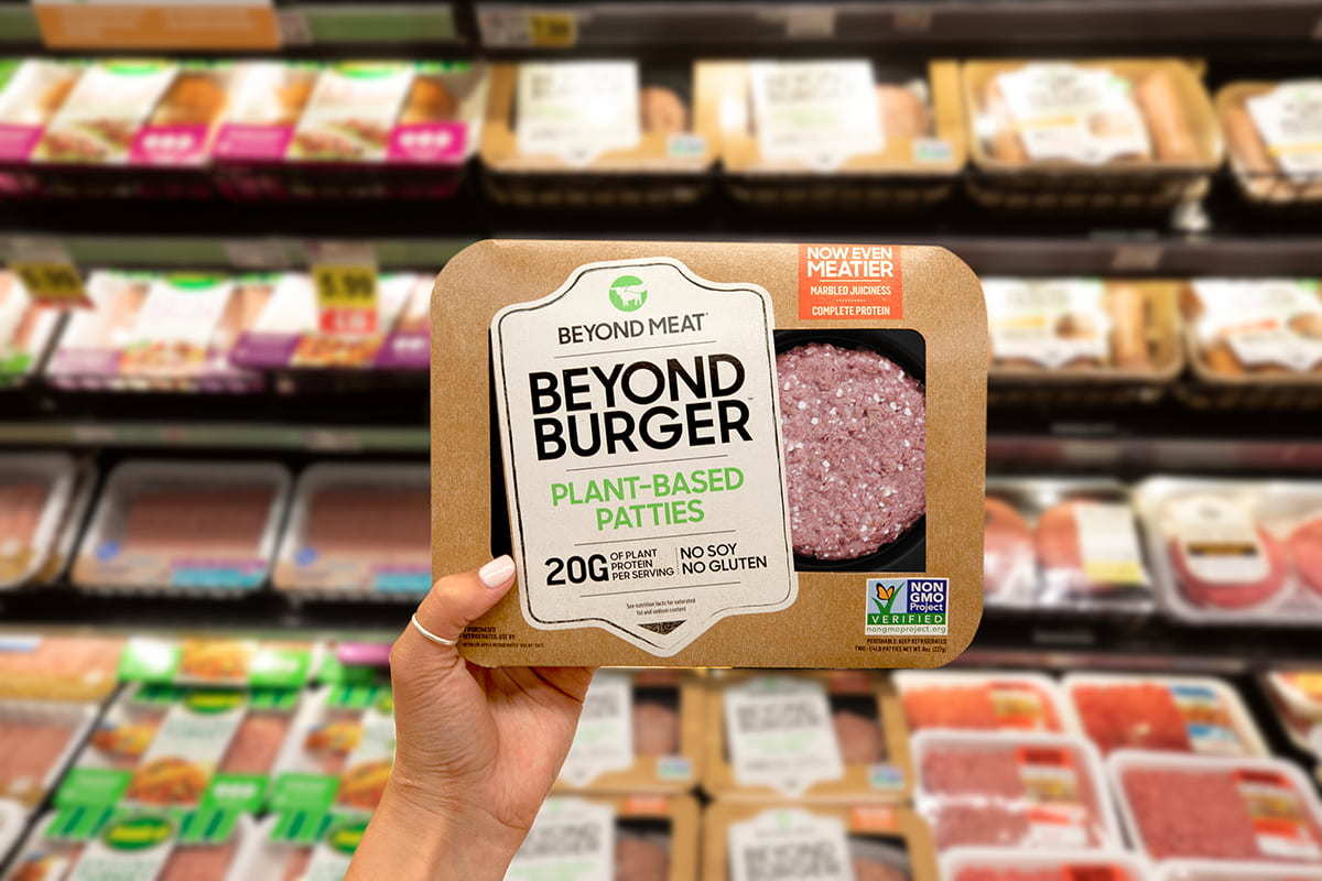 Beyond Meat|未來肉與植物肉 【素食外賣必選】|Kama Delivery到會外賣速遞服務