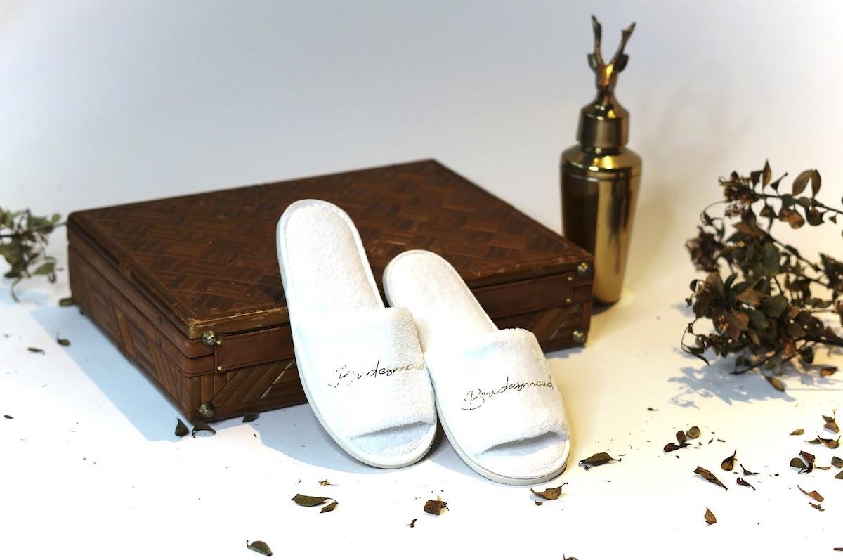 結婚禮物拖鞋