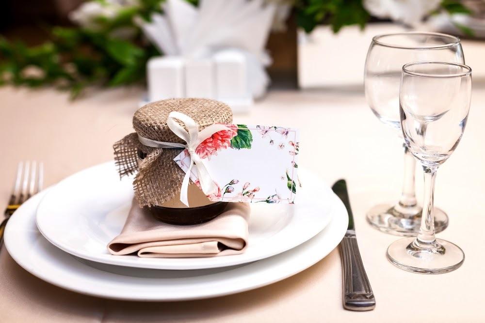 婚禮小物迎賓禮果醬