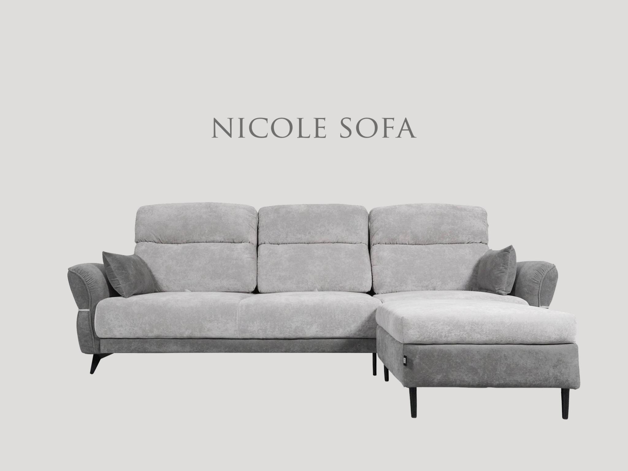 貓抓沙發系列推薦-尼可沙發
