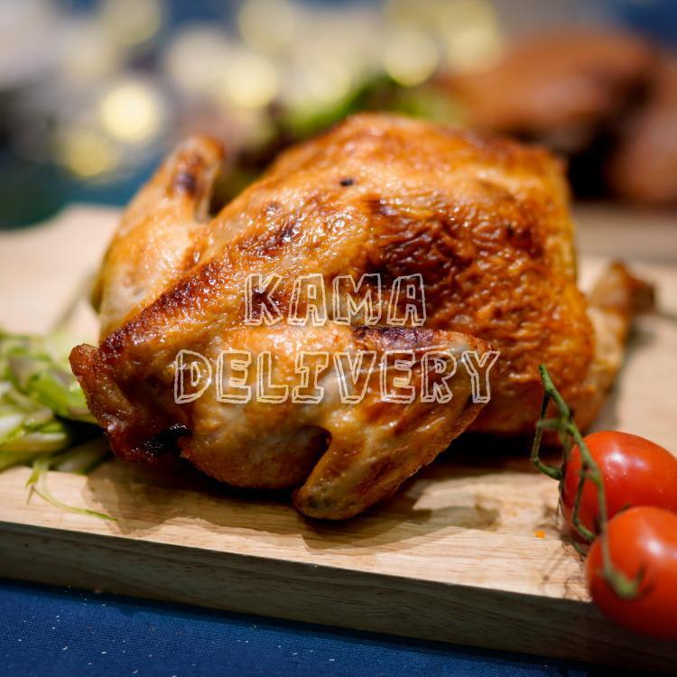 單點香草燒春雞|復活節兒童節假期攻略2021|Kama Delivery到會外賣速遞服務