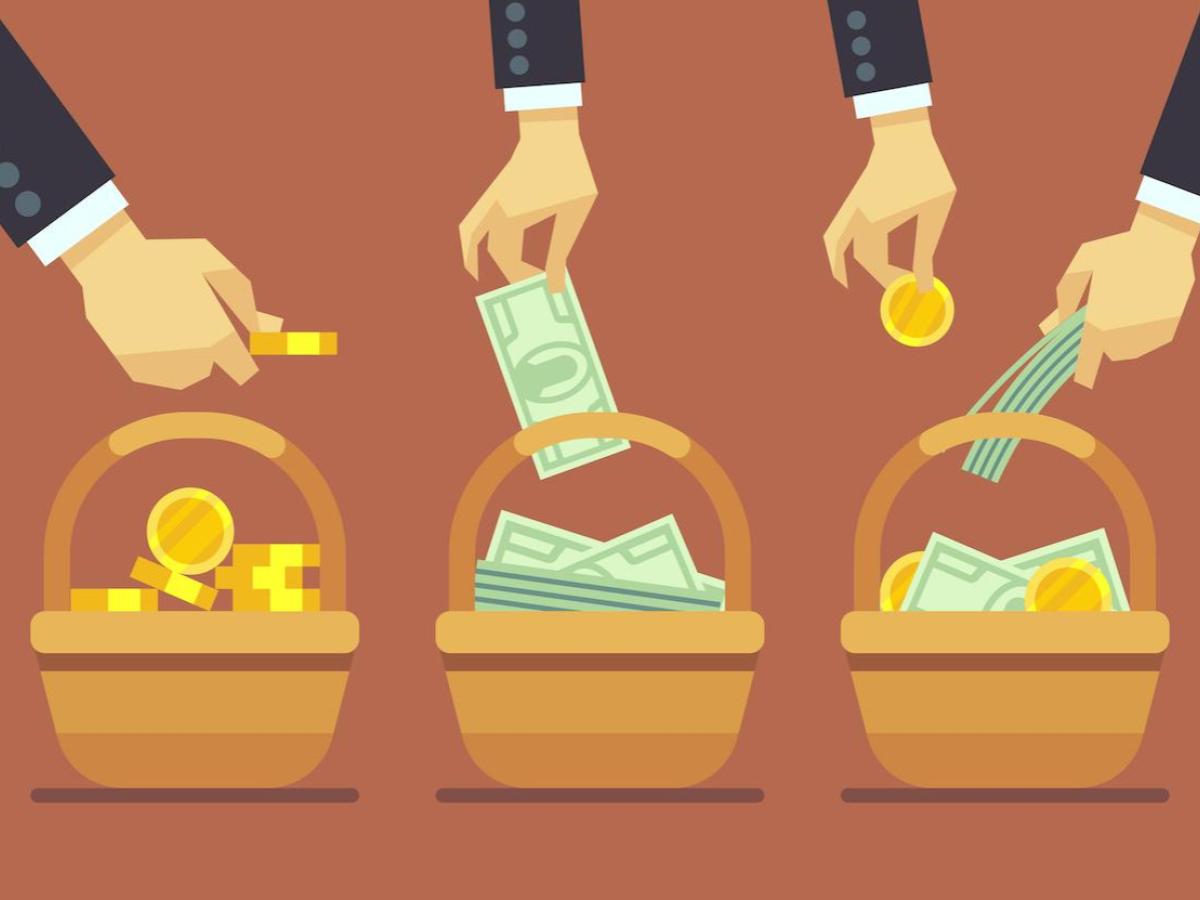 投資有賺有賠,積極型與避險商品合適搭配,可降低投資風險。
