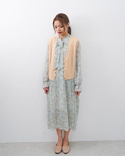 甜美日系洋裝穿搭教學