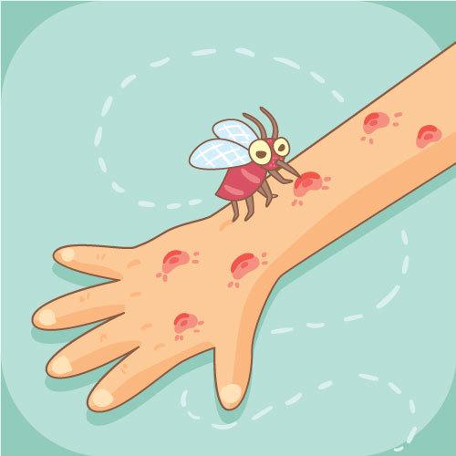小小蚊子不可怕,只怕隨貨附贈的傳染病! | 防蚊液