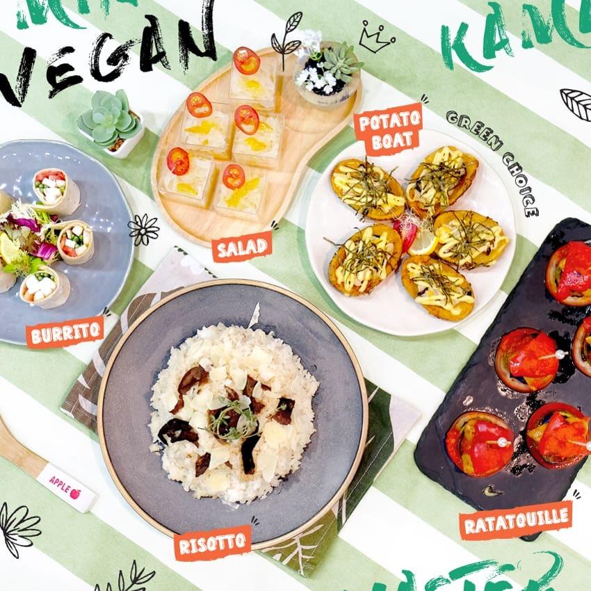 新式素食菜單|佛誕節與釋迦牟尼【食齋必讀2021】|Kama Delivery到會外賣專家