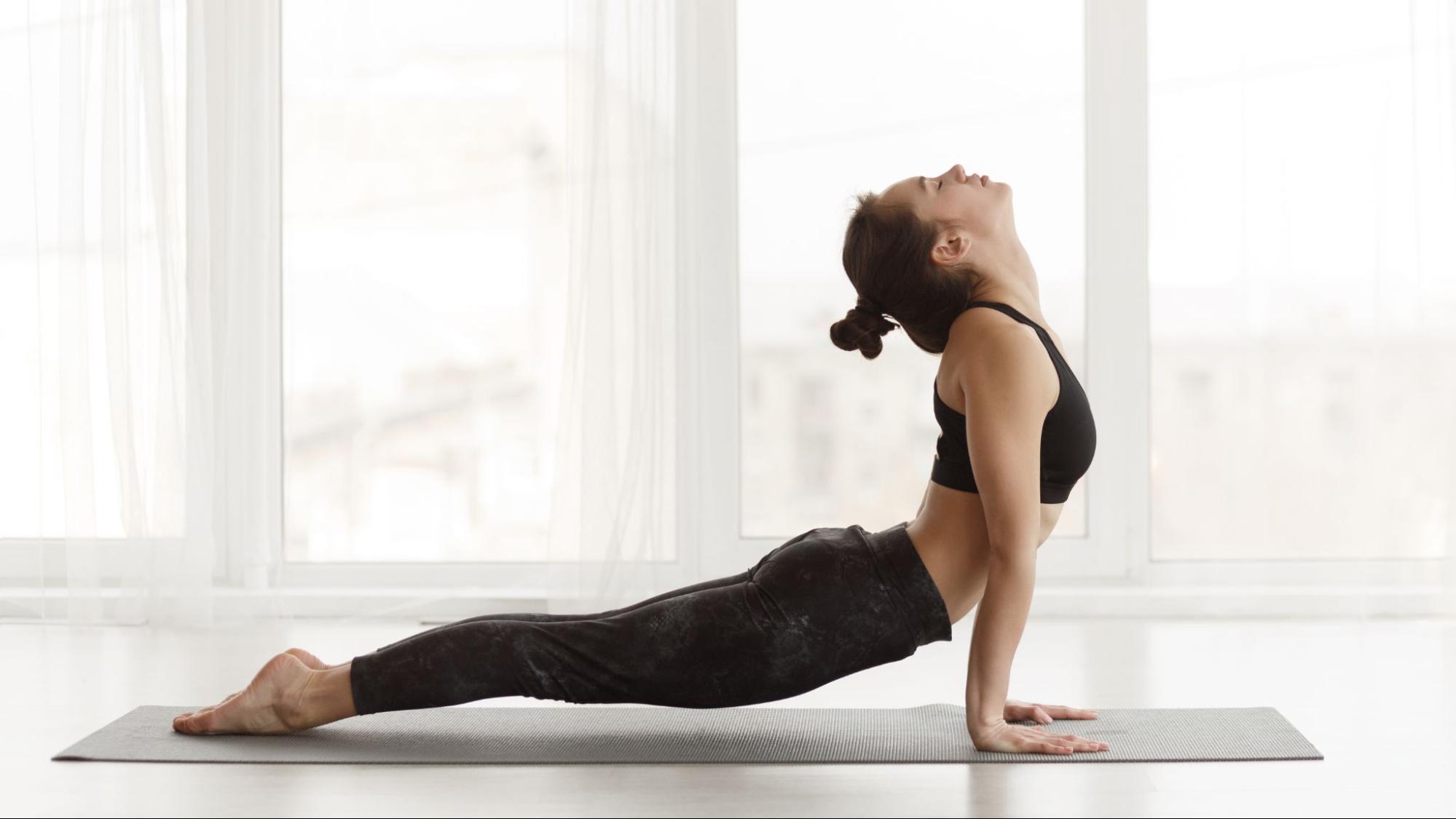 做瑜珈減肥有用嗎?