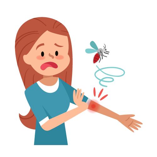 被蚊子咬要怎麼止癢? | 防蚊液