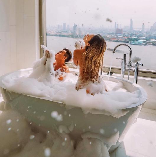 按摩及浸浴