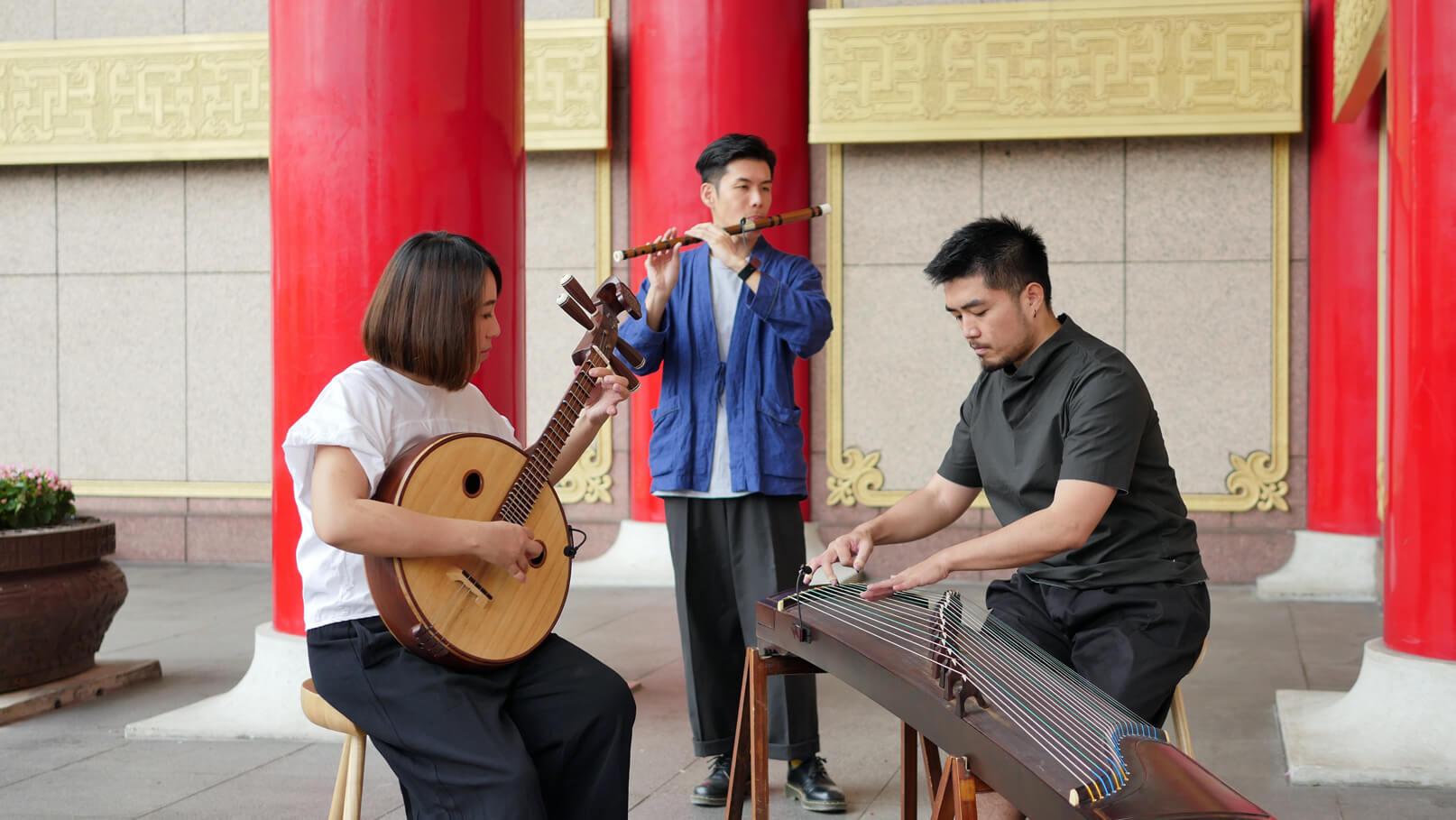 遞嬗與創新-台灣劇樂團「三個人」樂團專訪