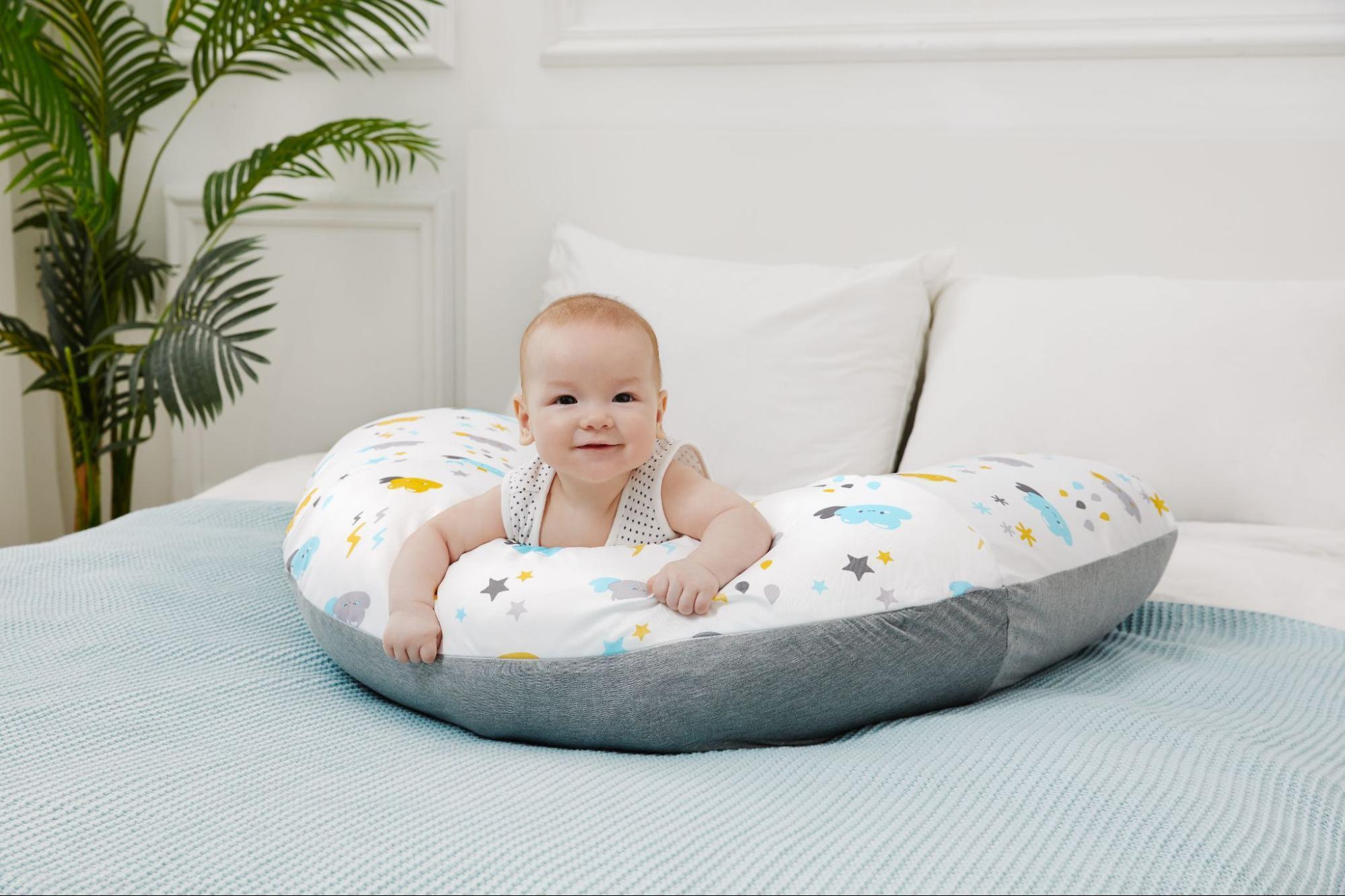 小孩也能使用的月亮枕孕婦枕推薦