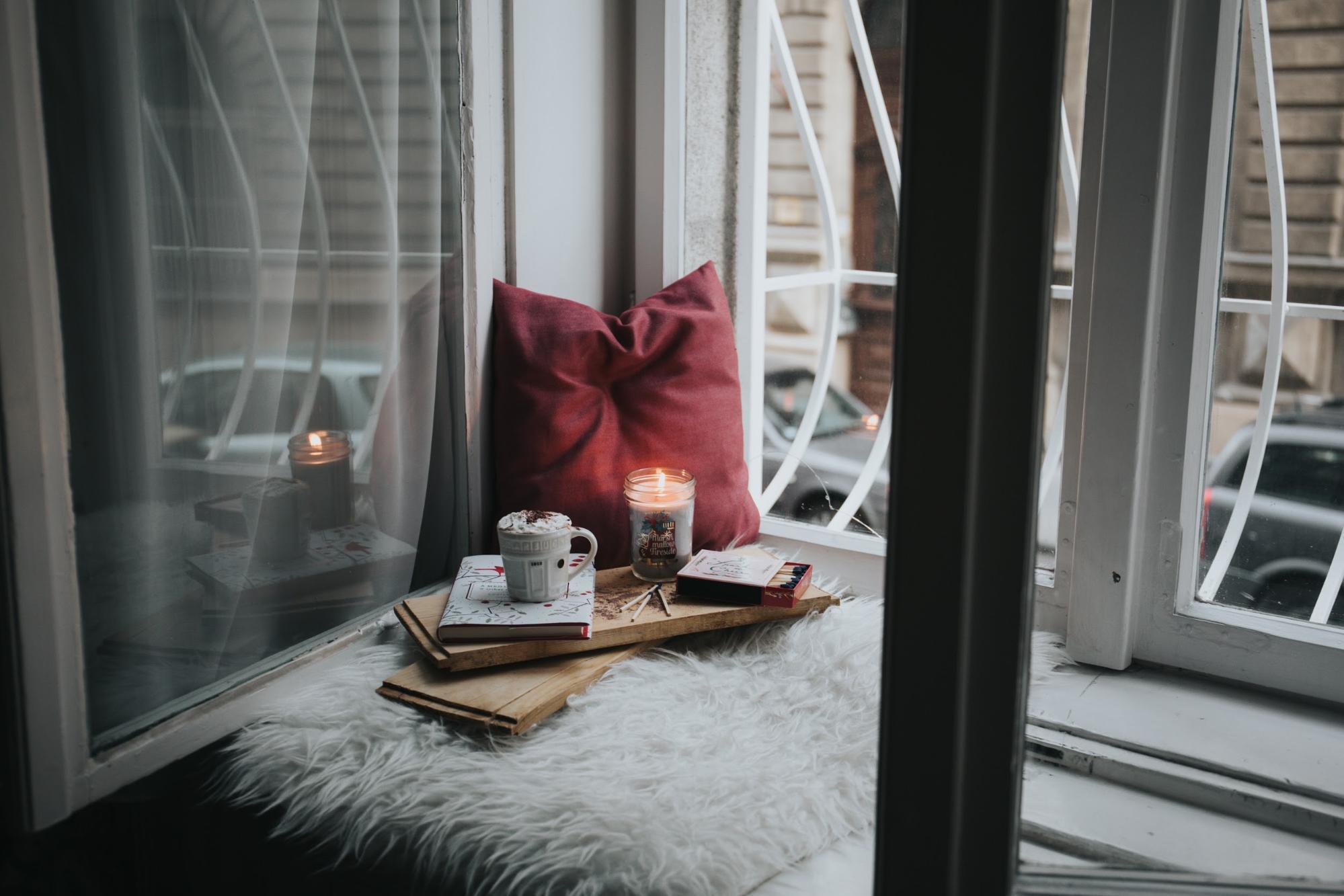 擁有一個放鬆的空間,能讓自己愛自己多一點