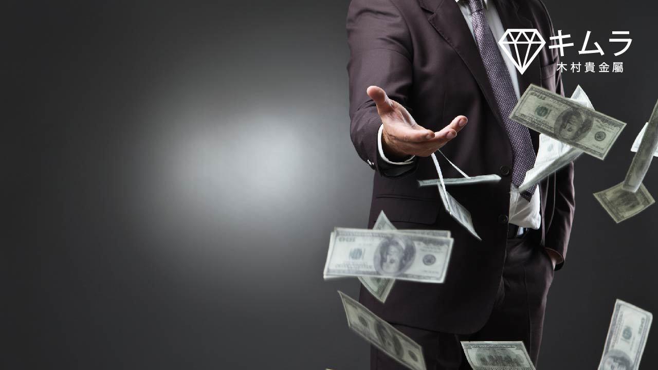 球政府大量印鈔後,市場熱錢促使萬物齊漲