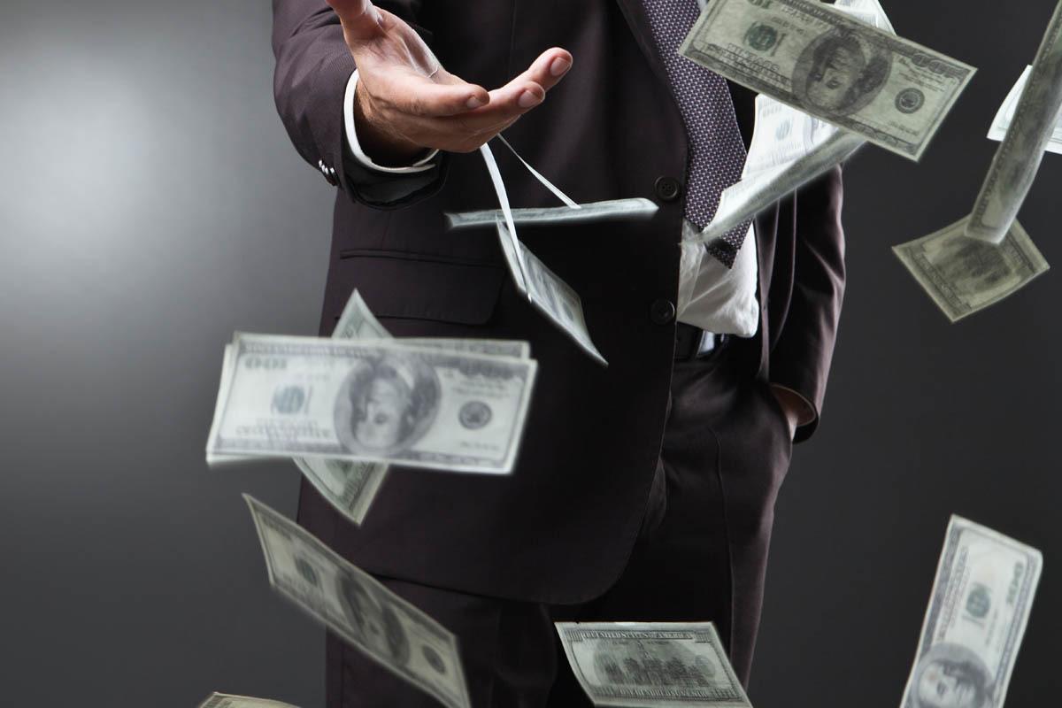 美國政府停止印鈔票救產業