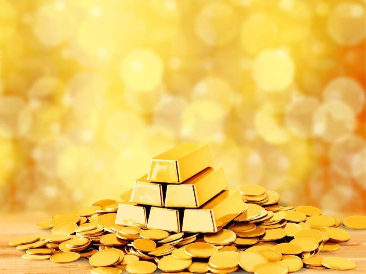 市場熱錢讓黃金儼然成為避險工具,金價便會攀升