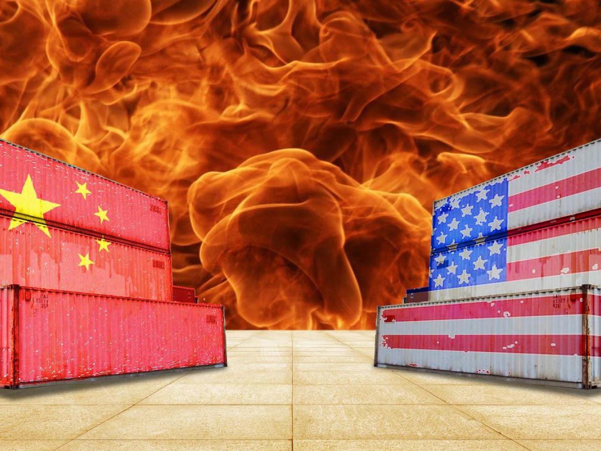 貿易戰導致資金流向黃金