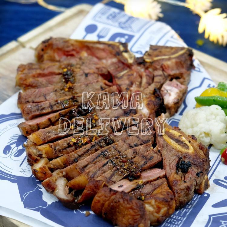 3-5人午餐聚餐外賣|牛魔福音【4款高質牛扒外賣必食推介】|Kama Delivery到會服務專家