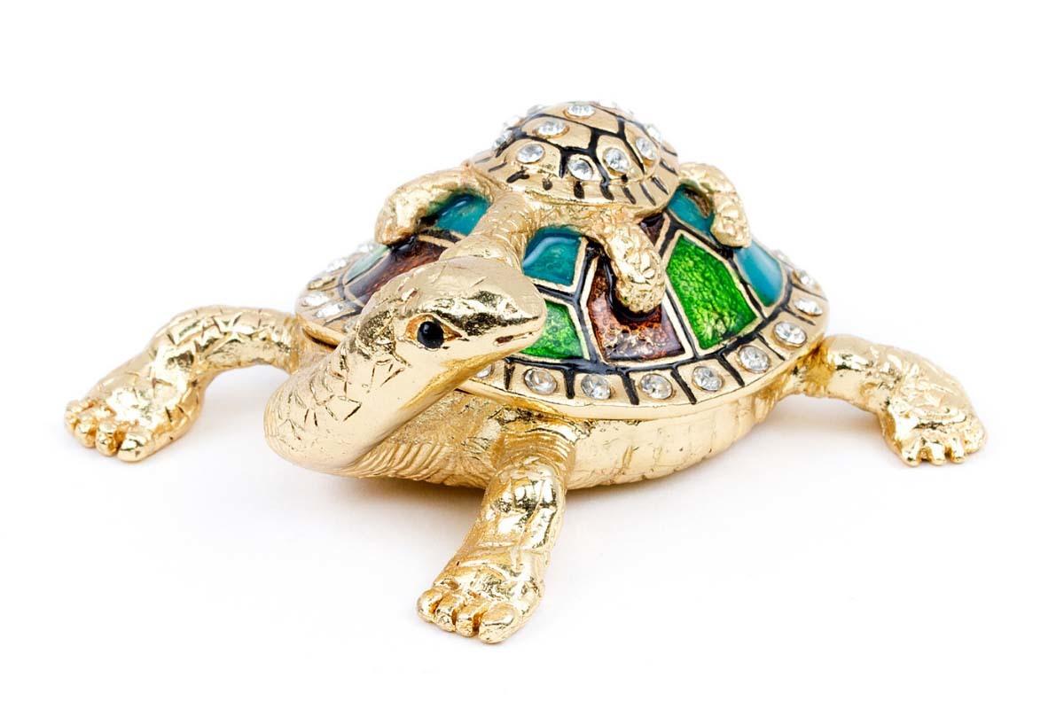 烏龜不只象徵長壽,還表示福氣