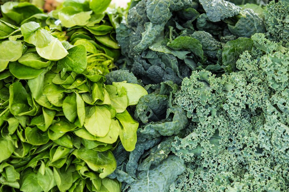 多吃富含葉黃素食物,提高葉黃素攝取量