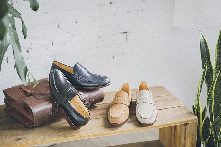 林果良品 經典雙縫線便仕樂福鞋