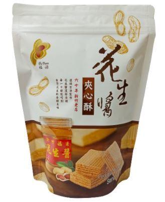 福源 花生醬夾心酥 (192克) *