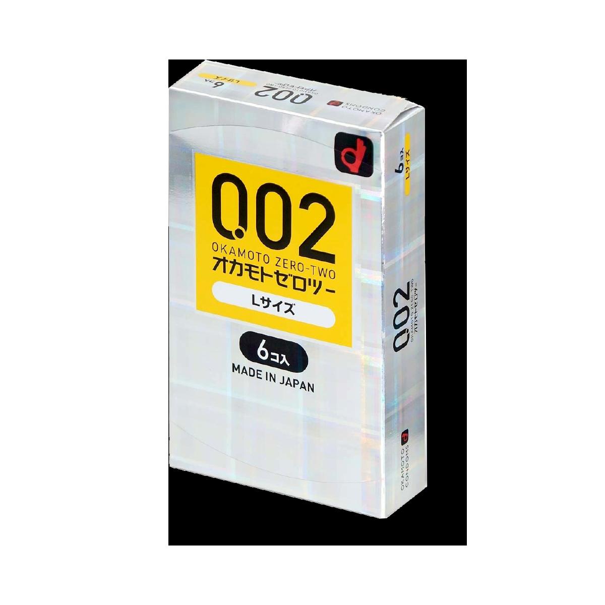 岡本002大碼套38mm