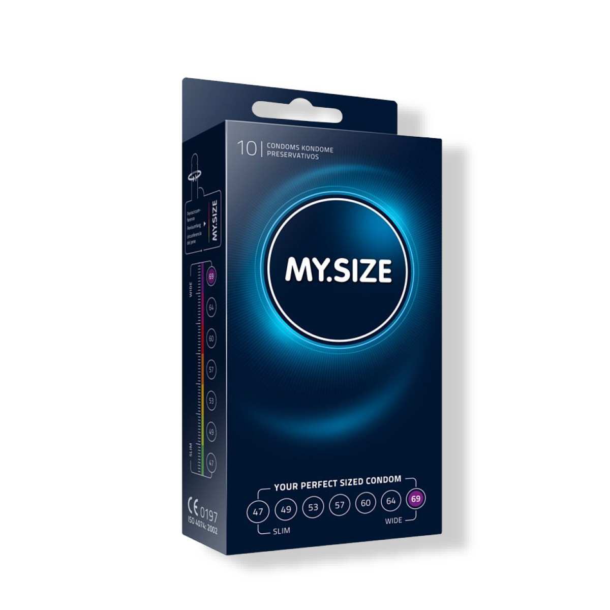 MySize大碼套44mm