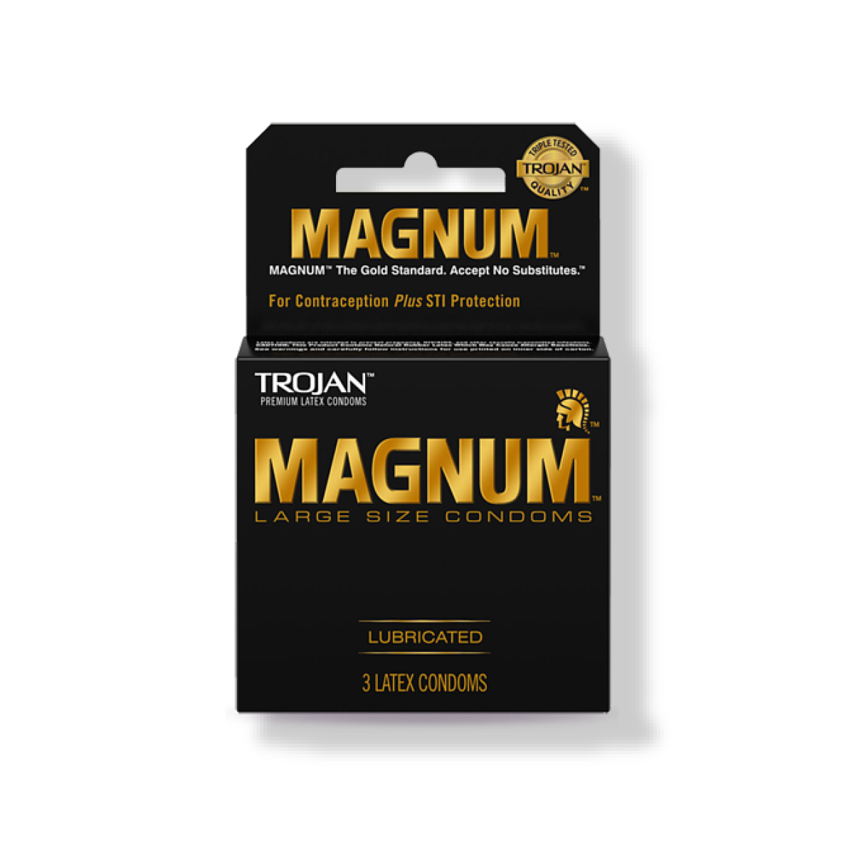 TrojanMagnum大碼套39mm