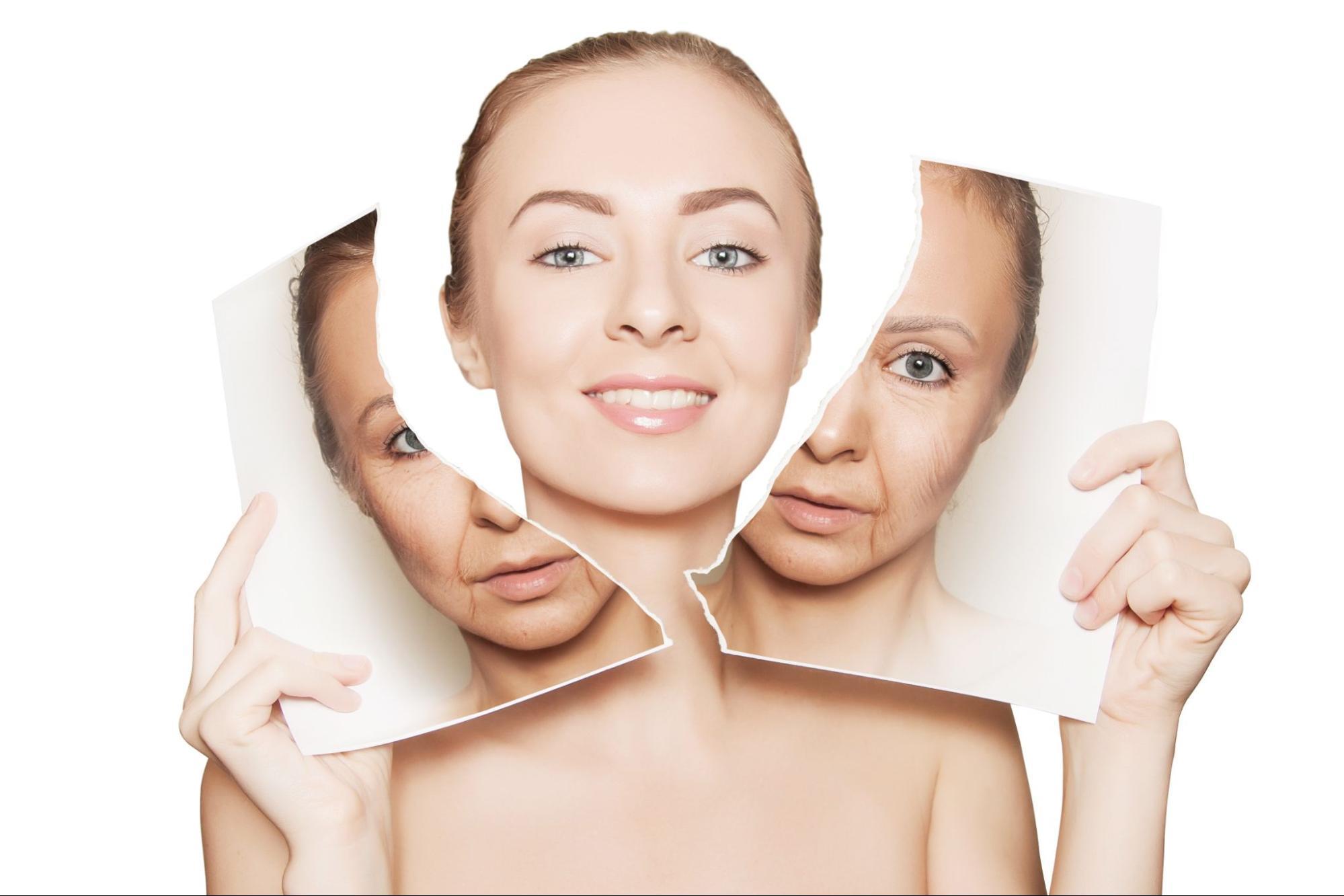 皮膚老化怎麼辦?