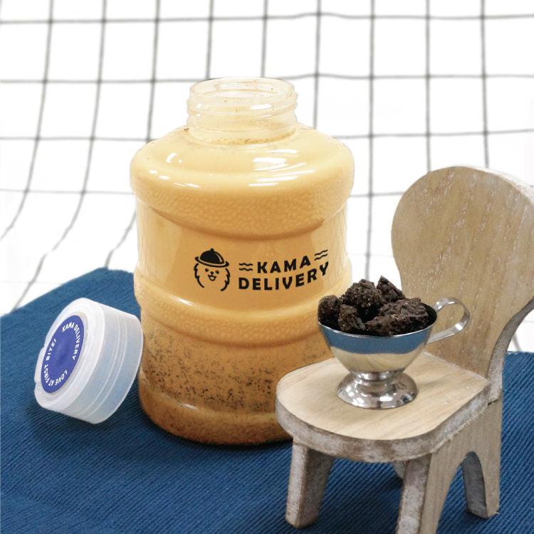 奧利奧奶茶|包裝靚靚散水飲品推介【轉工升職必讀】|Kama Delivery到會外賣速遞服務