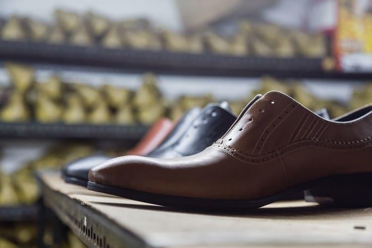 商務牛津鞋