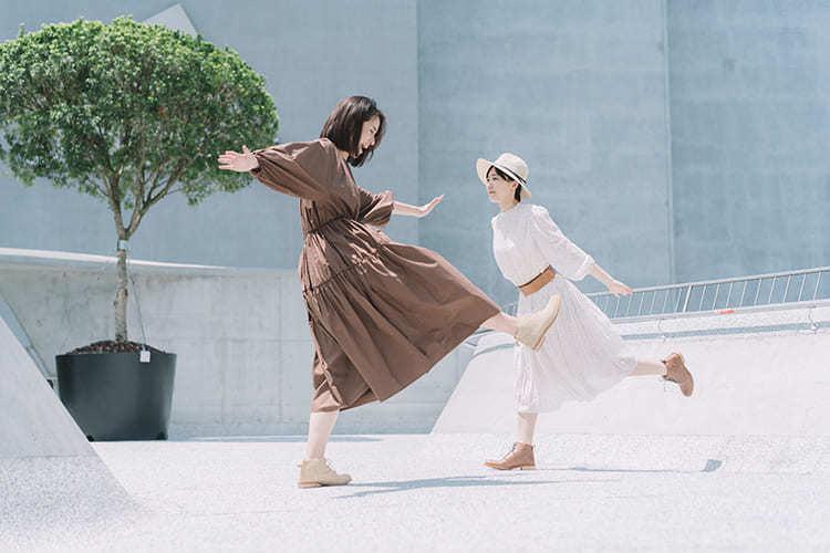 跳舞的少女